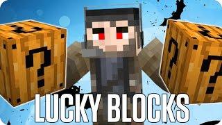 ¡EL LUCKY HALLOWEEN CONTINUA! LUCKY BLOCKS | Minecraft Con Sara, Luh Y Exo