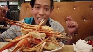 ✔306-Ăn Bufet Cua Tuyết Đầu Năm 2019