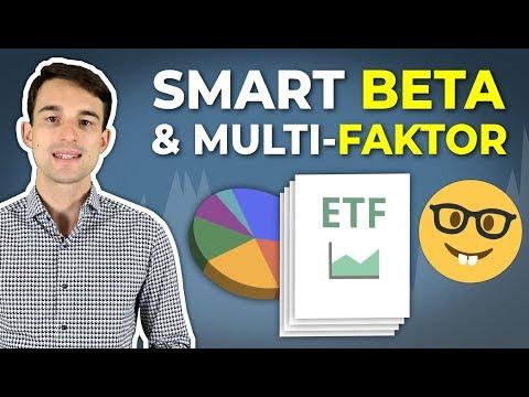 ETF für Fortgeschrittene: Smart Beta ETF & Multi-Faktor Investing erklärt!