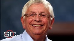 David Stern, longtime NBA commissioner, dies at age 77 | SportsCenter