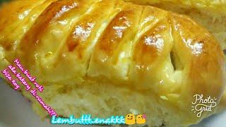 Buat roti selembut roti bakery, bisa kog | Roti pisang keju| roti pisang coklat| soft breads