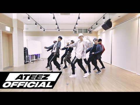 ATEEZ(에이티즈) – 'Say My Name' Dance Practice