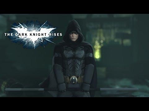Skin Batman Arkham City Tdkr Robin