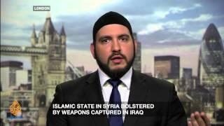 Islamic State: Undermining Syrian revolution?