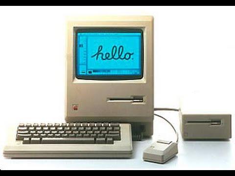 Original Macintosh 128k