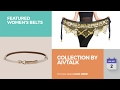 Collection By Aivtalk Featured Women's Belts