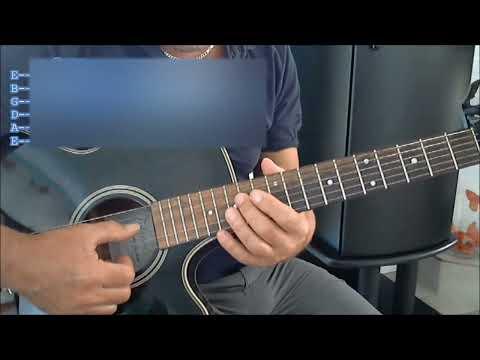Change the World, Eric Clapton, Guitar lesson(Tabs, Solo, Lyrics)