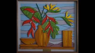 Картины и панно из дерева. Николай  Перфильев.