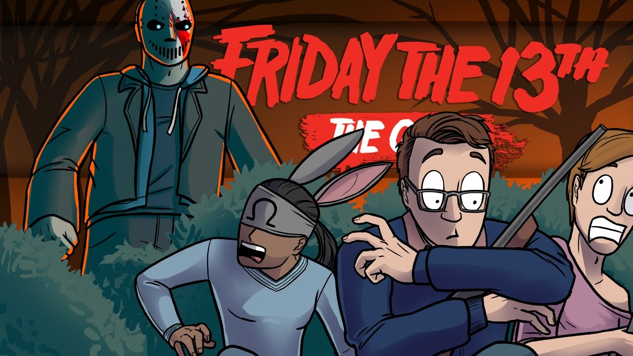 Friday the 13th: The Game is hilarious and brutal fun so far