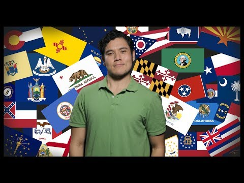 All 50 U.S. states summarized (Geography Now!)