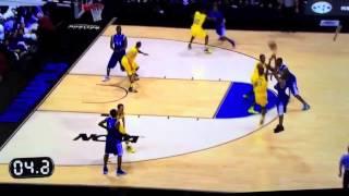 Aaron Harrison vs. Louisville, Michigan, Wisconsin