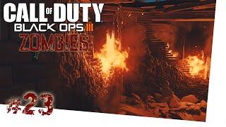 Schaffen wir es diesmal? - Black Ops 3: Zombies #23 - mit Dhalucard | Earliboy