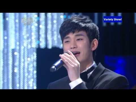 Kim Soo Hyun's Performance @K.B.$ Award