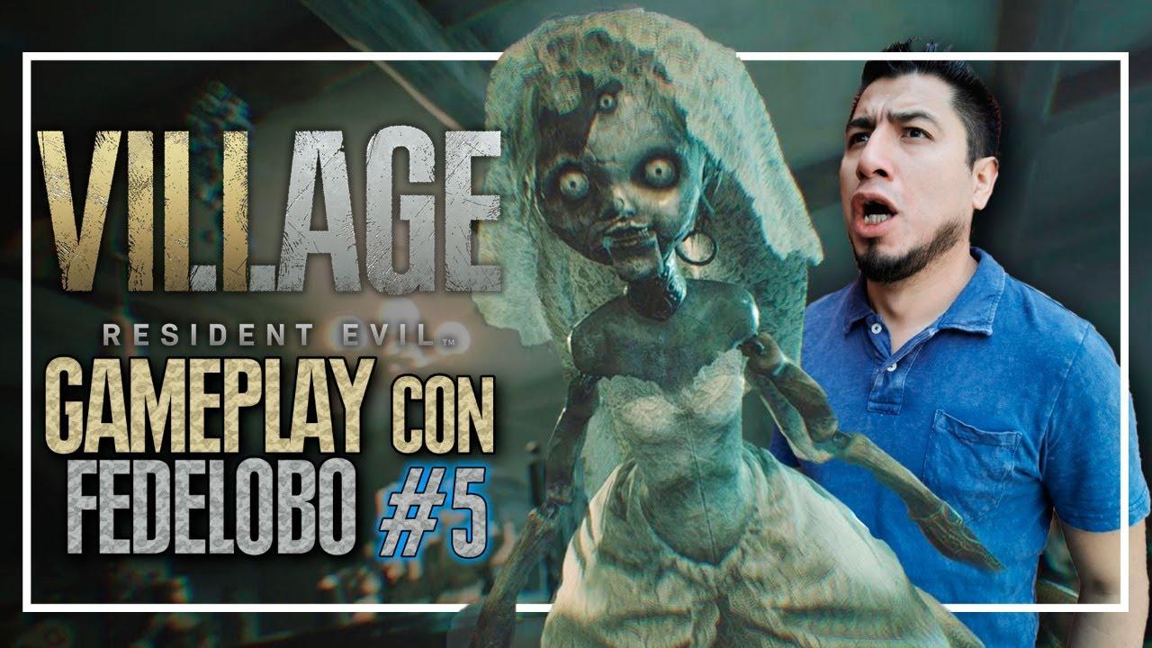La Parte Más Terrorifica del Juego : Resident Evil Village #5