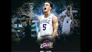 Tyus Jones: 24th Pick of 2015 NBA Draft