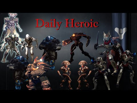 Destiny: The Archive Daily Heroic-Solo Walkthrough-Ghosts-Modifiers-Rewards-(Updated)