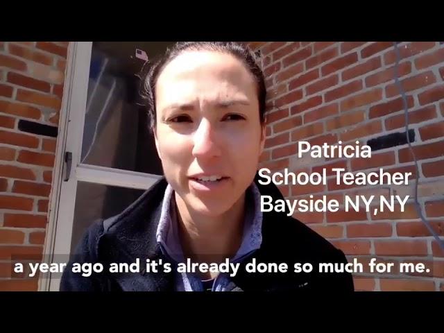 [Bayside Meditation] Patricia's Testimonial