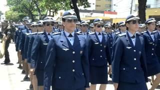 desfile 7 de setembro, Aeronáutica - Natal/RN