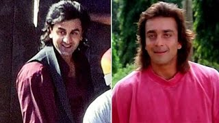 How Ranbir Kapoor became Sanjay Dutt | SHOCKING TRANSFORMATION