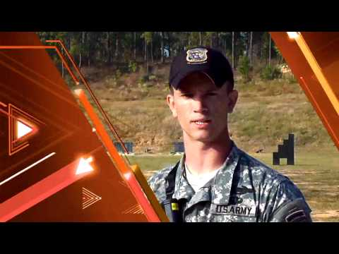 U.S. Army Combat Readiness/Safety Center weapons handling video series