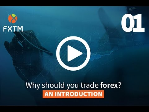 Why we trade forex