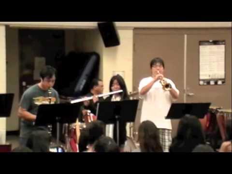 Bohemian Rhapsody - Instructors Ensemble 2013