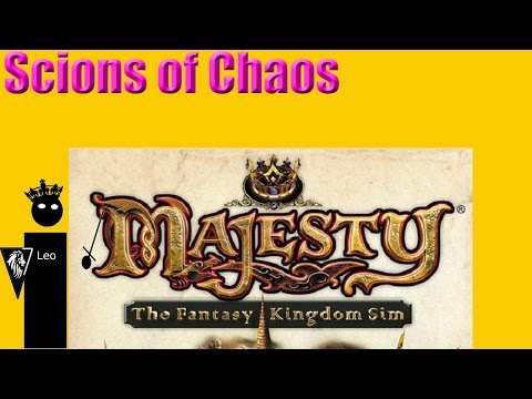 Let's Play Majesty Gold HD Scions of Chaos |