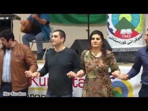 2y Rebandan Vancouver Canada (Kurdish Party) 2016