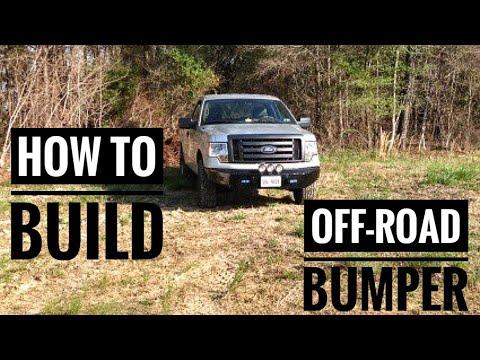 Off-road Bumper Build