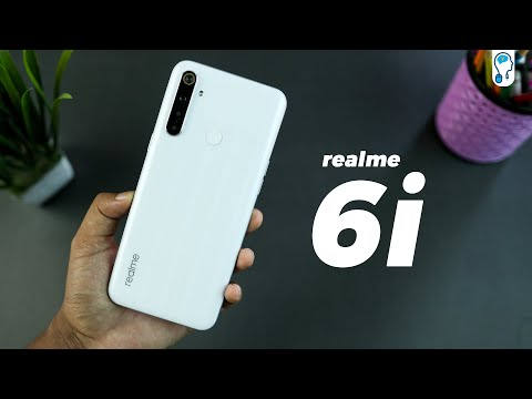 Realme 6i full review - Good looking budget gaming phone