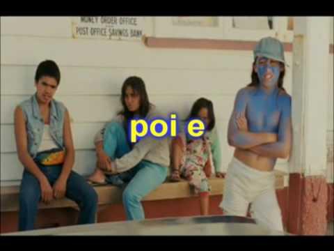 POI E -Patea Maori Group lyrics
