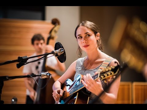 Sarah Jarosz - House of Mercy (Live on The Current)