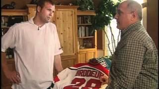 Martin Brodeur Shares His Memorabilia   Steiner Sports Memorabilia