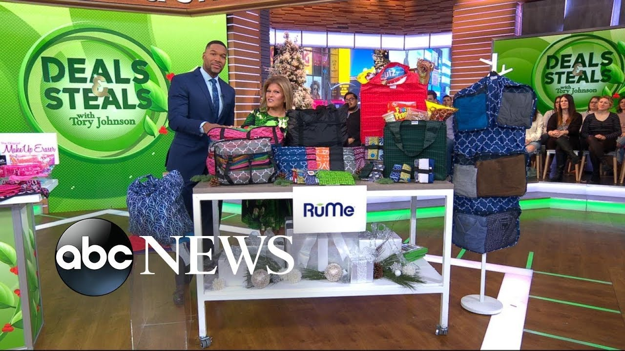 Gma Deals And Steals Holiday Edition 16 Exclusive Eco Friendly Gift Picks