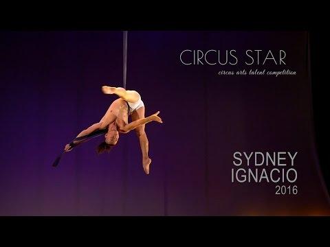 Circus Star 2016 - Competitor - Sydney Ignacio