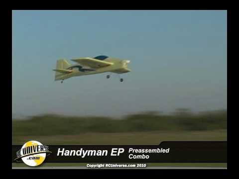 Handyman EP Combo