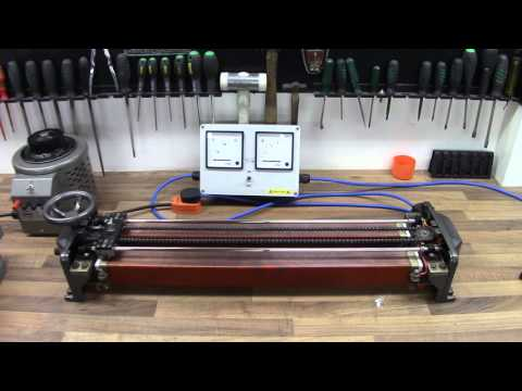 Linear Variac Restoration Project - Completion and Testing. thumbnail