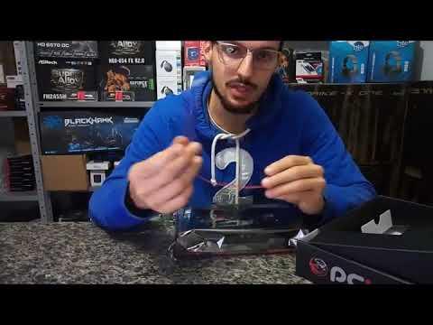 Placa De Vídeo 9800 Gt 1gb Ddr3 256bits Geforce Nvidia Dvi