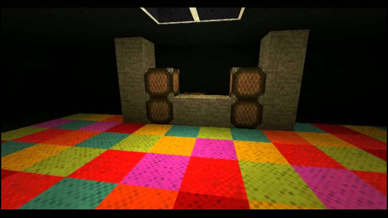 how to build a party house in minecraft