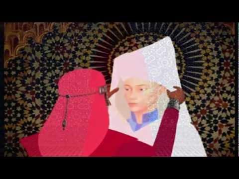 La chanson d'Azur et Asmar  ڰۣڿڰۣ ♥ ڰۣڿڰۣ GABRIEL YARED ♥ SOUAD MASSI