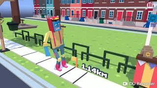 Игра Steppy Pants игра где надо научить ходить человечка 1 серия.
