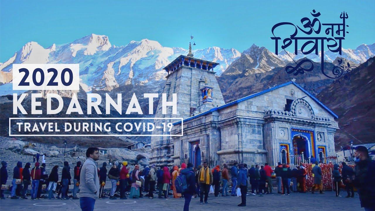Download Kedarnath Yatra 2020 | Kedarnath Vlog | Travel During COVID-19 | Complete Guide for Kedarnath Dham