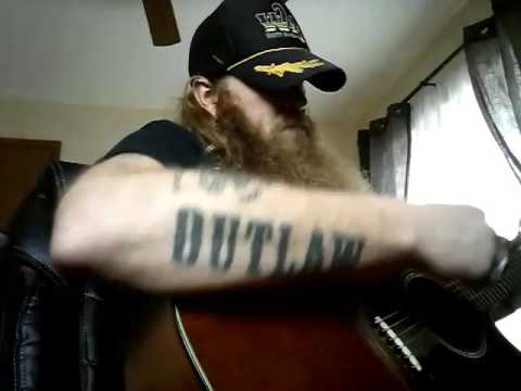 Cody Jinks - I'm Not The Devil cover by Dustin James Clark