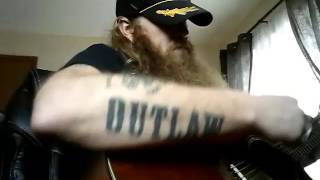 Cody Jinks - I'm Not The Devil cover by Dustin James Clark Mp3