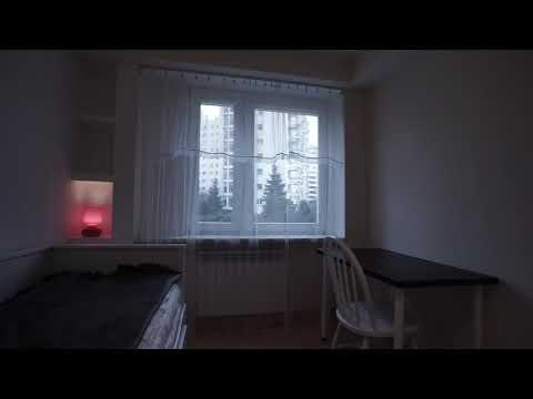 2 bedroom Erasmus flat at Dzika 6, Warsaw