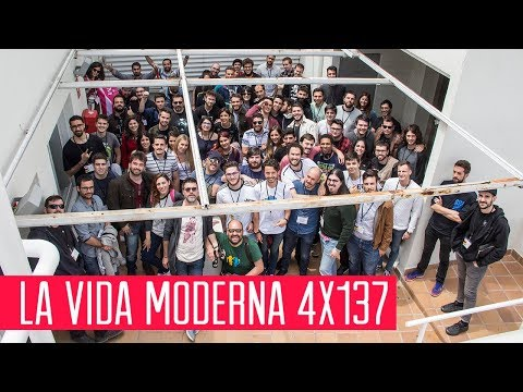 La Vida Moderna 4x137...es hacer parkour en El Rocío