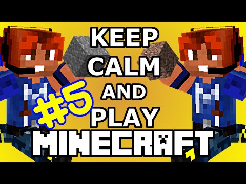 Keep Calm & Play Minecraft #5 NUOVE ROBE!