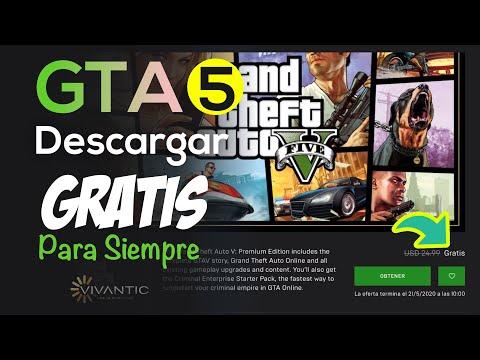 3-pasos:-descargar-gta-5-para-pc-desde-epic-games-store-|-para-siempre