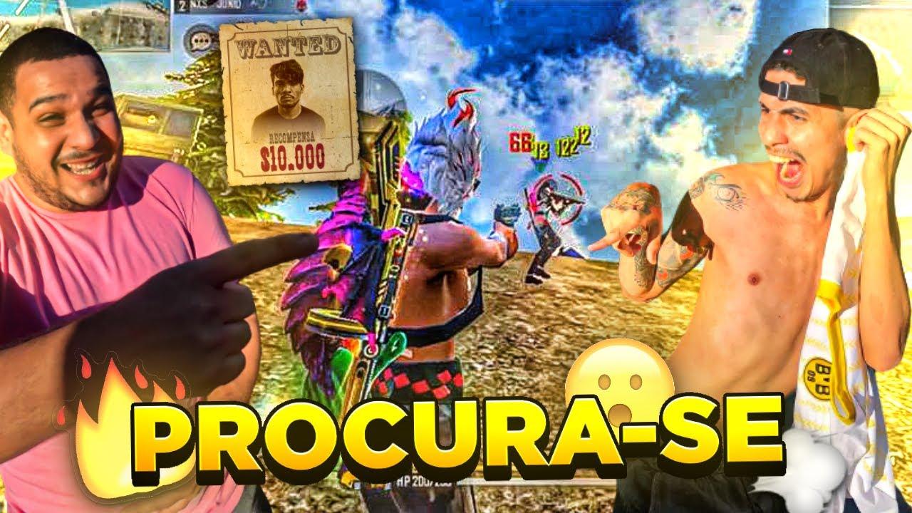 URGENTE!!! LÁZARO FOI ENCONTRADO DENTRO DO FREE FIRE 😱🔥