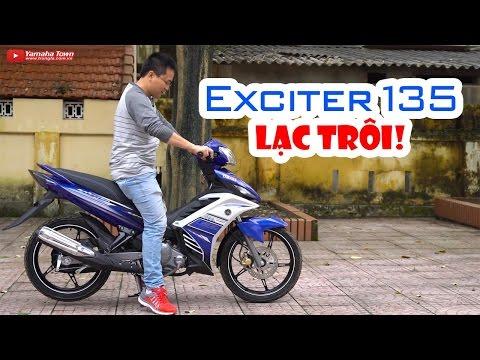 Exciter GP 135cc ▶ Một Huyền thoại xe côn tay!